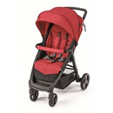 Baby Design carucior sport Clever 6m+ Red 01