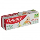 Colgate pasta de dinti copii 0-2 ani de 50 ml, Natural Fruits