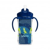 Dr. Brown's cana cu pai si maner Insulated Straw Cup 01