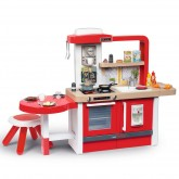 Smoby bucatarie electronica Tefal Evolutive Grand Chef 01