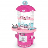 Smoby bucatarie Hello Kitty Cooky Kitchen 18m+